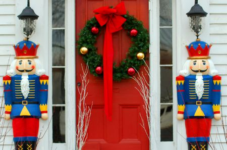large nutcracker christmas decorations for outdoors
