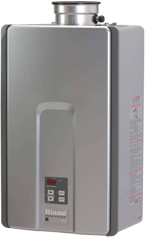 Rinnai RL Series HE+ Tankless Hot Water Heater