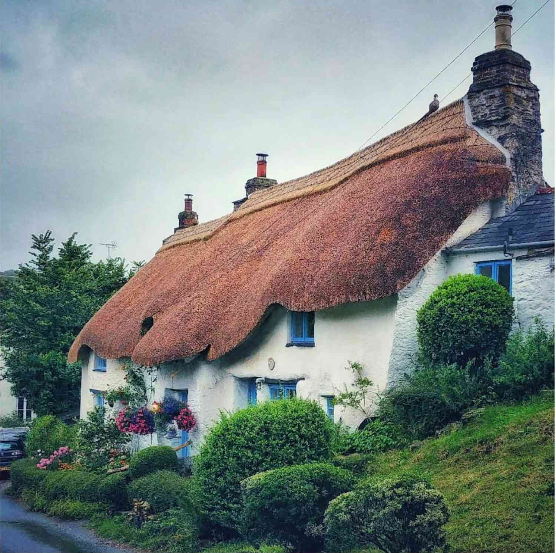 old english Storybook Cottage