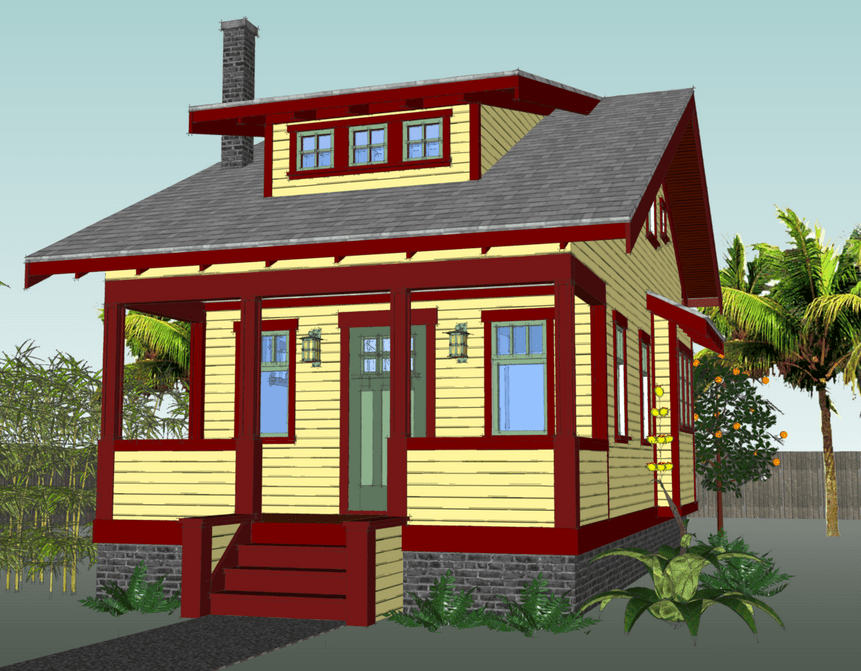 Tiny House Building Plans | 5 Free Diy Plans For Building A Tiny House