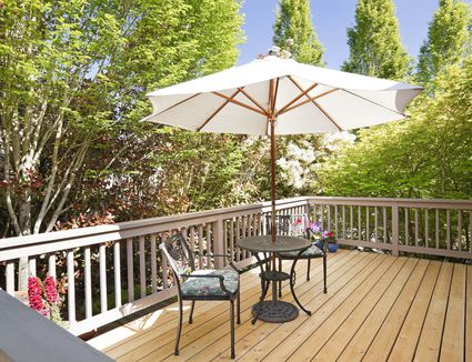 Deck Code Guidelines Railing Height Guards And Balusters