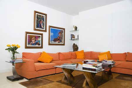 Outstanding How To Use The Color Orange For Good Feng Shui Interior Design Ideas Inamawefileorg