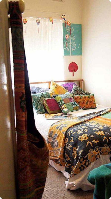 boho bedroom decorating ideas - Boho Bedroom Ideas