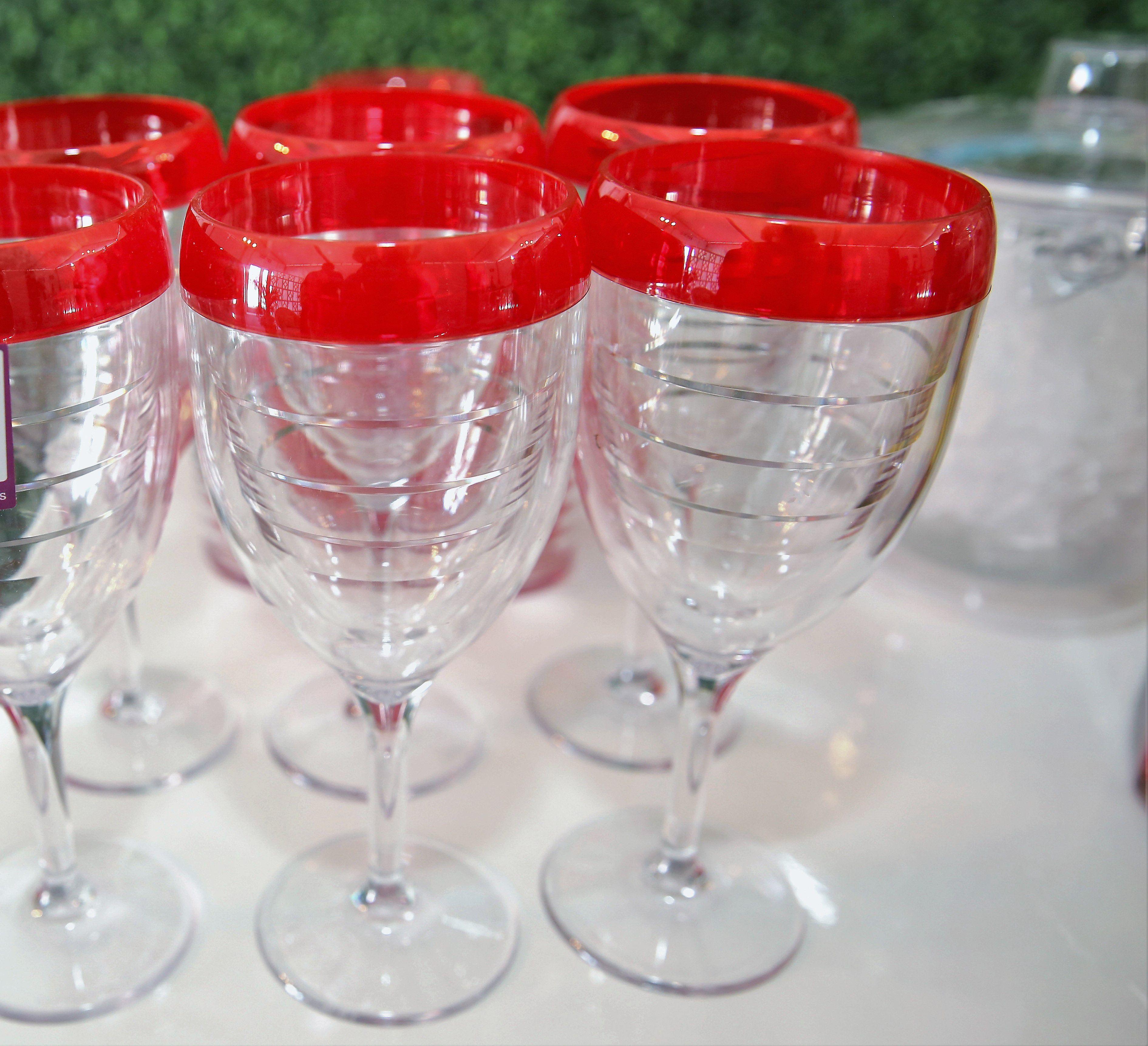 Thermal glasses