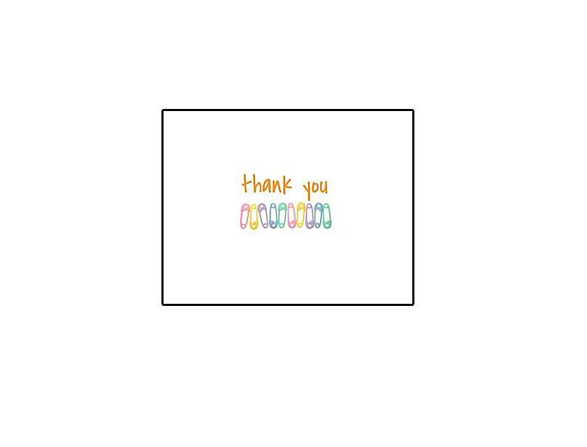 thank you card © Blueberry Squash