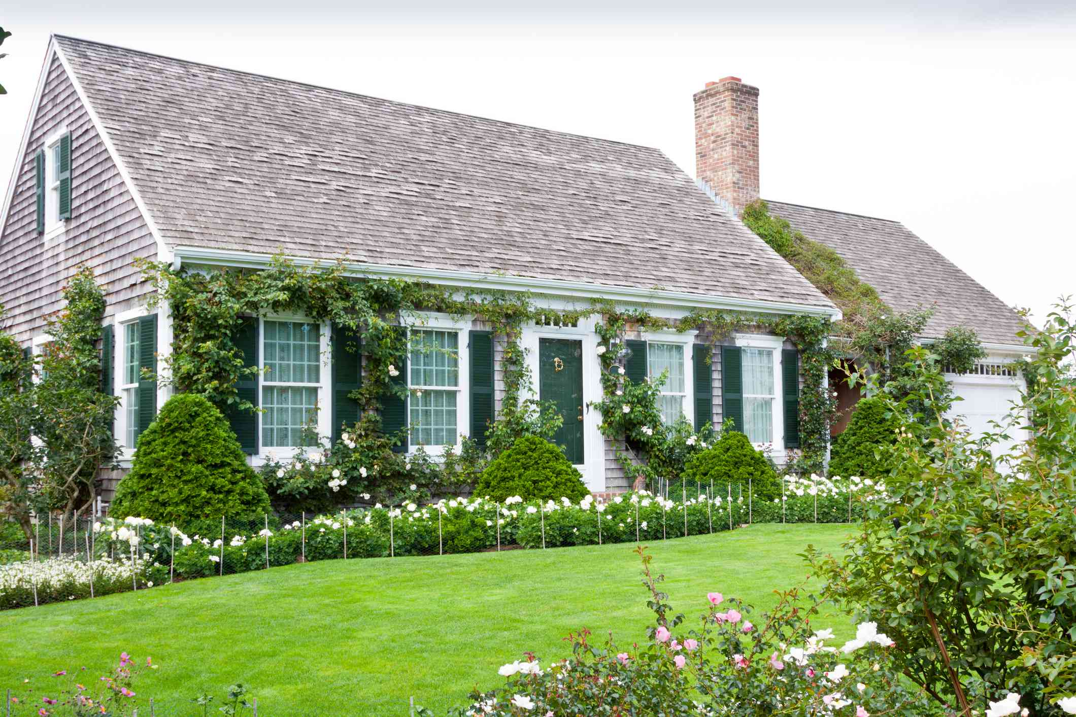 Cape Cod house in Chatham, Mass.