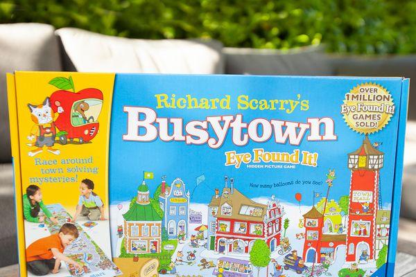 Richard Scarry's Busytown Eye Found It!