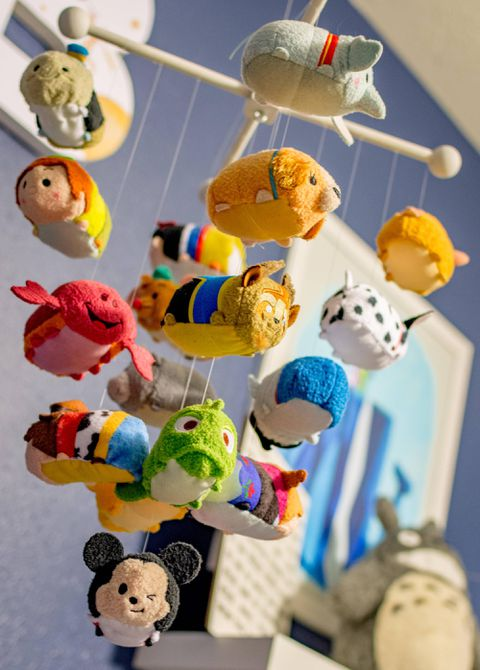 Disney Nursery Tsum Tsum Mobile