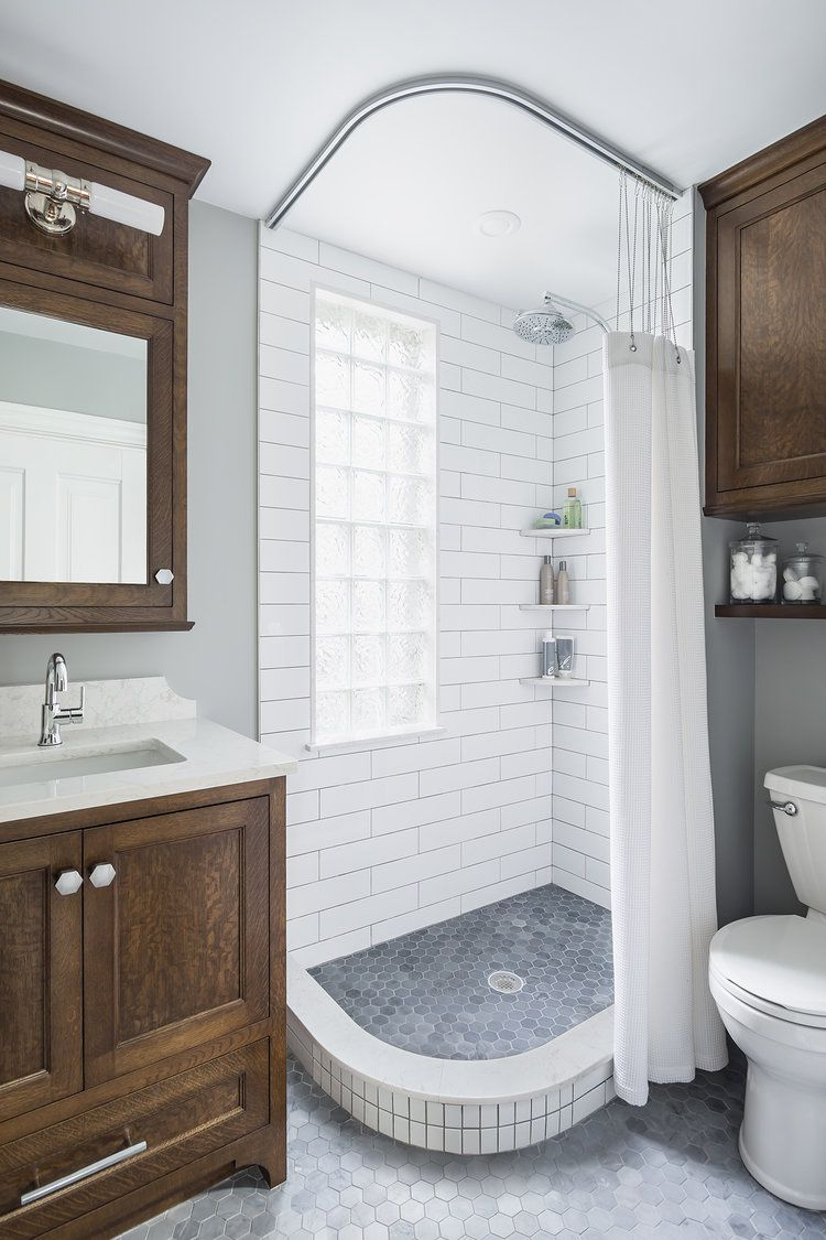 Cool gray walls in bathroom