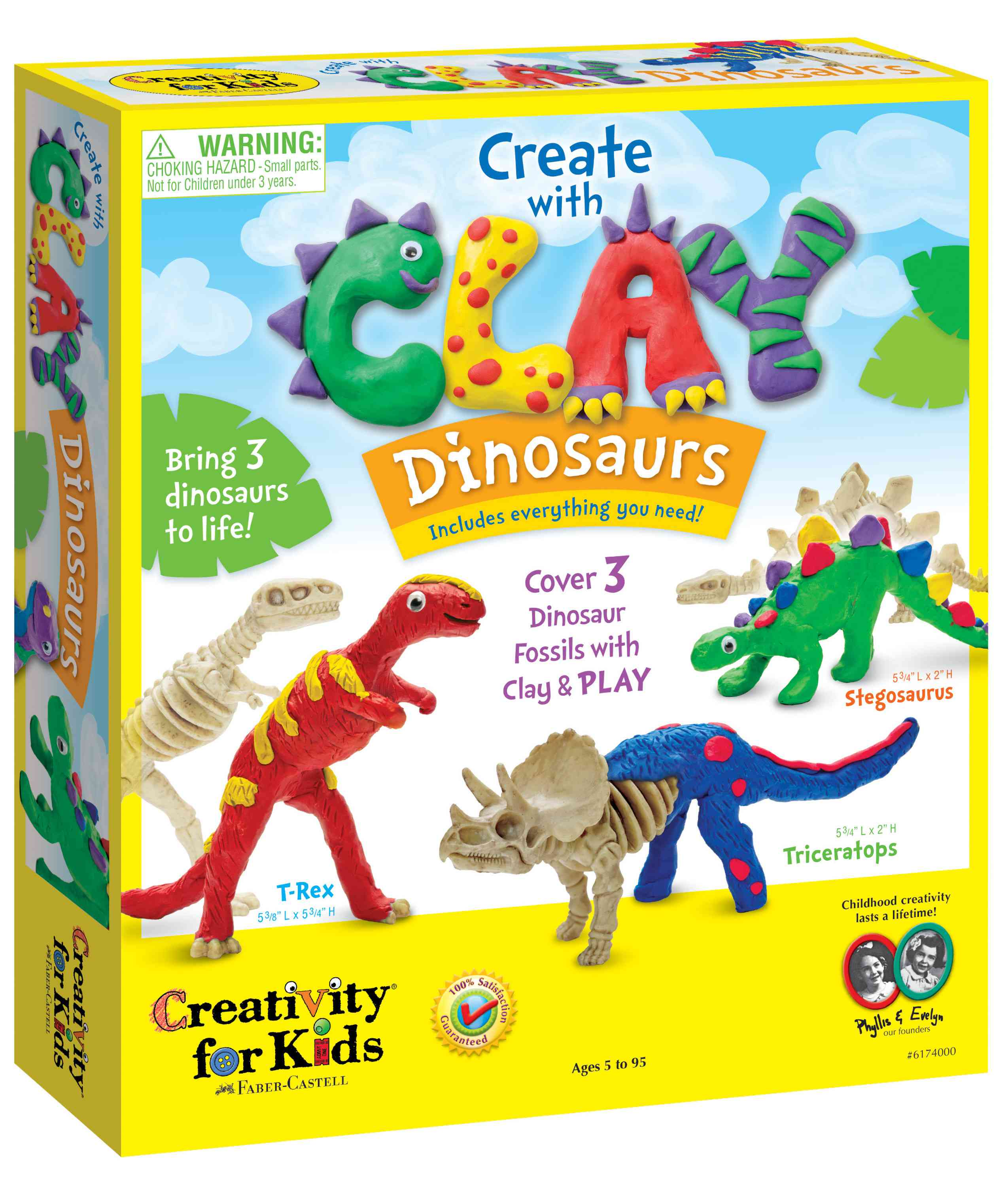 Create-with-clay-dinosaurs