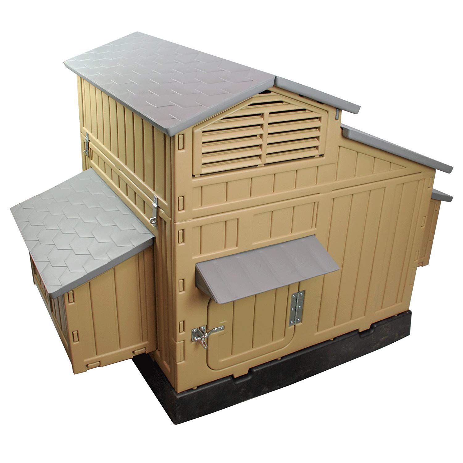 SnapLock Formex Large Chicken Coop Backyard Hen