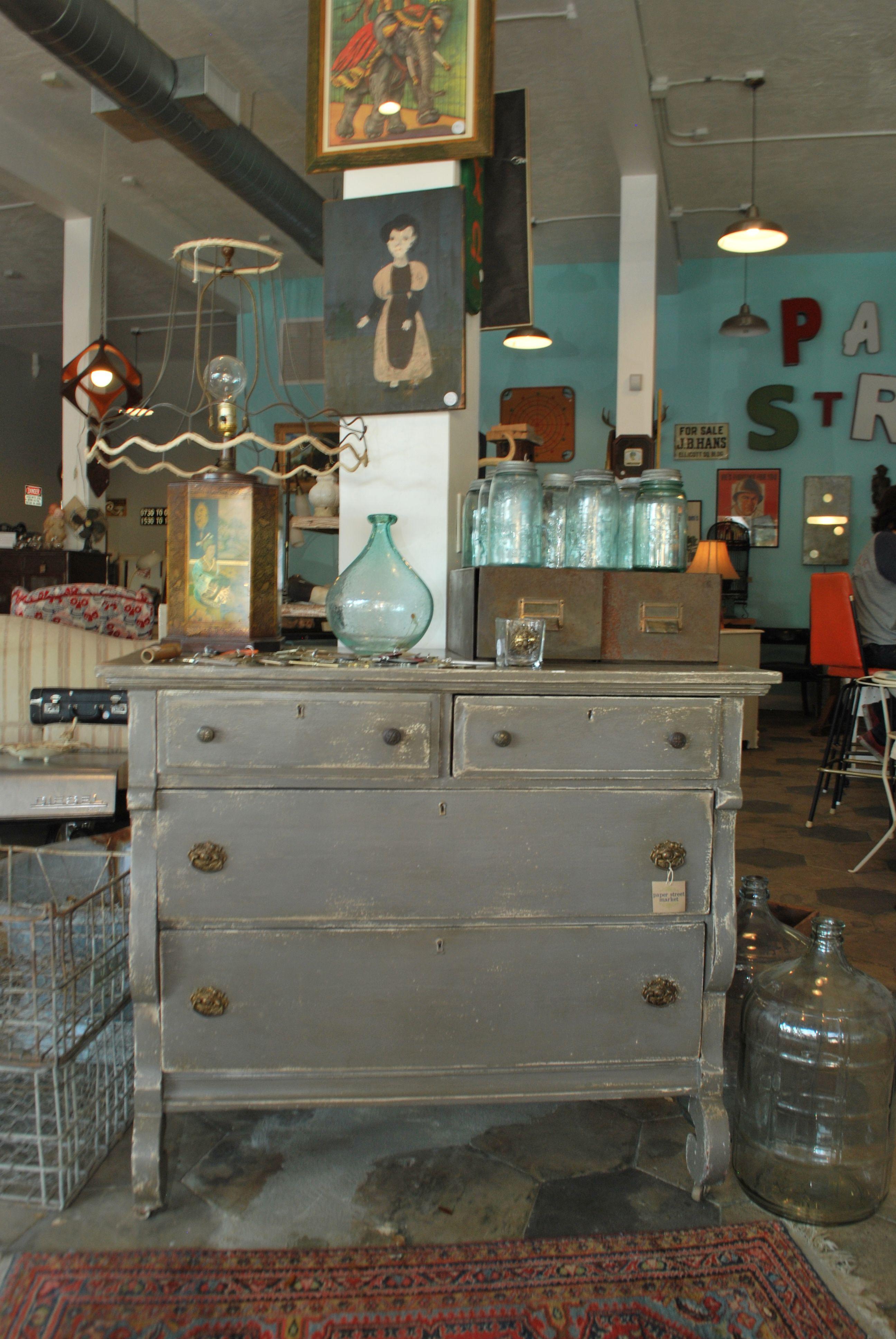 More Ways to Makeover a Vintage Dresser or Chest
