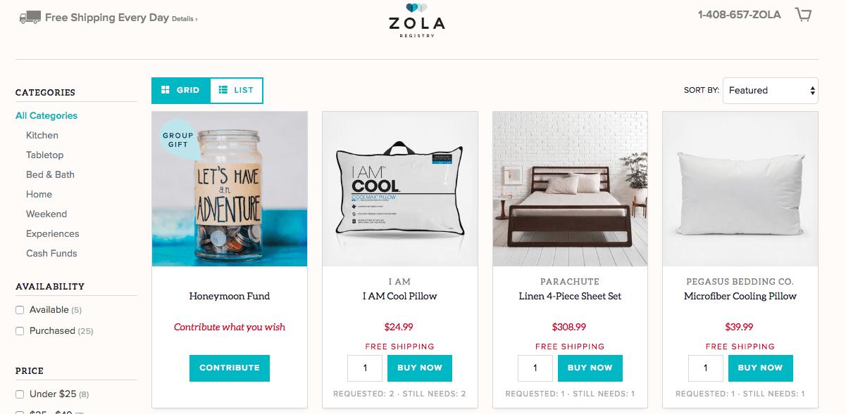 Registro de Zola