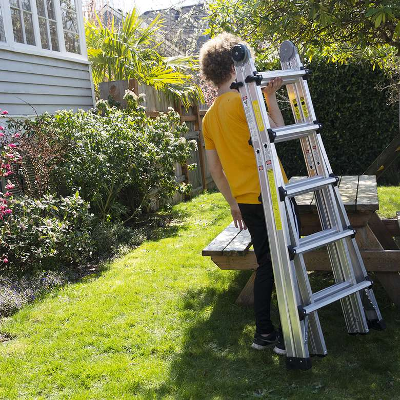 Cosco World's Greatest Multi-Position Ladder