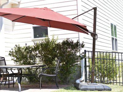Royal Garden Cantilever Outdoor Patio Umbrella