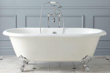 Inspirational Standard Size Of Bathtub