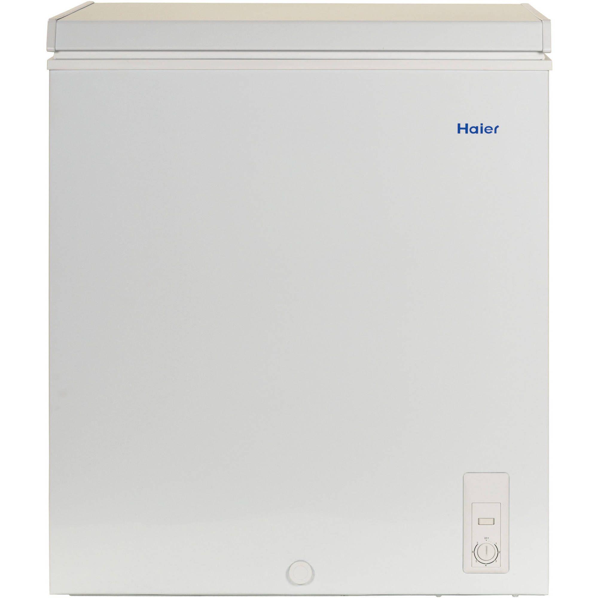 Best Budget Chest Haier 5 0 Cu Ft Capacity Freezer