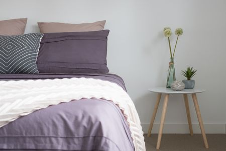 bd furniture and decor.htm 4 basic rules for decorating with bedside tables  decorating with bedside tables