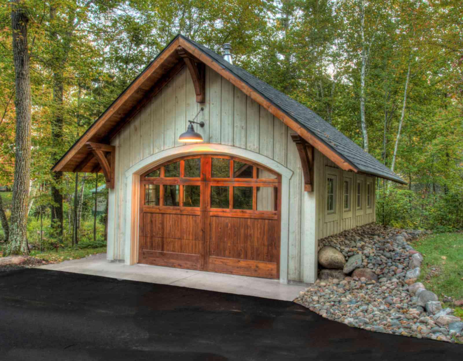 ideas de puertas de garaje