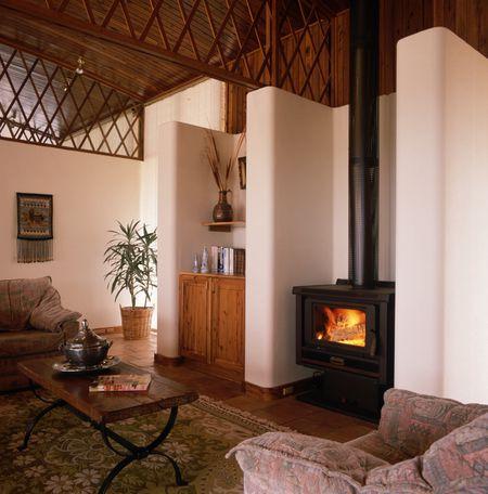 Modern Family Style Living Room