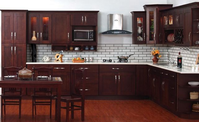 Cost Of Kitchen Cabinets: Examples