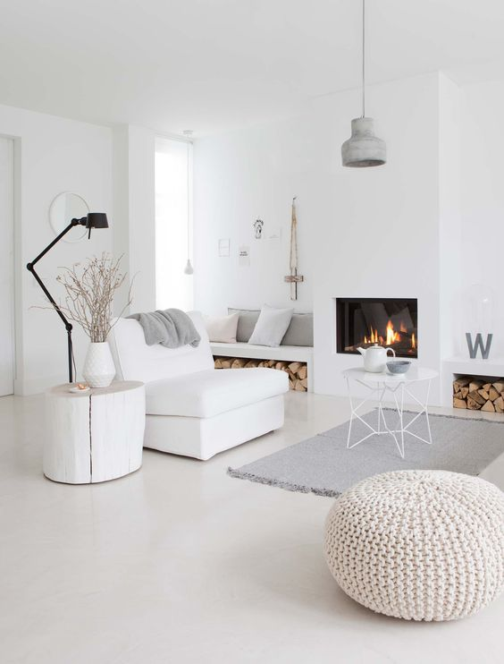 white furniture in living room what is scandinavian design 23619