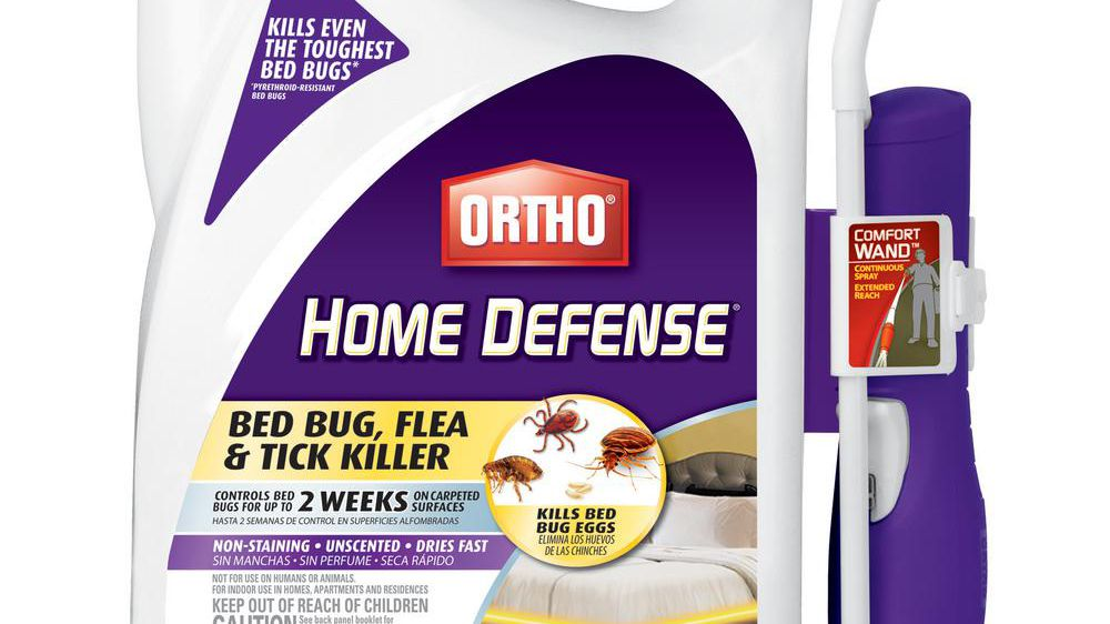 The 6 Best Bed Bug Sprays Of 2021