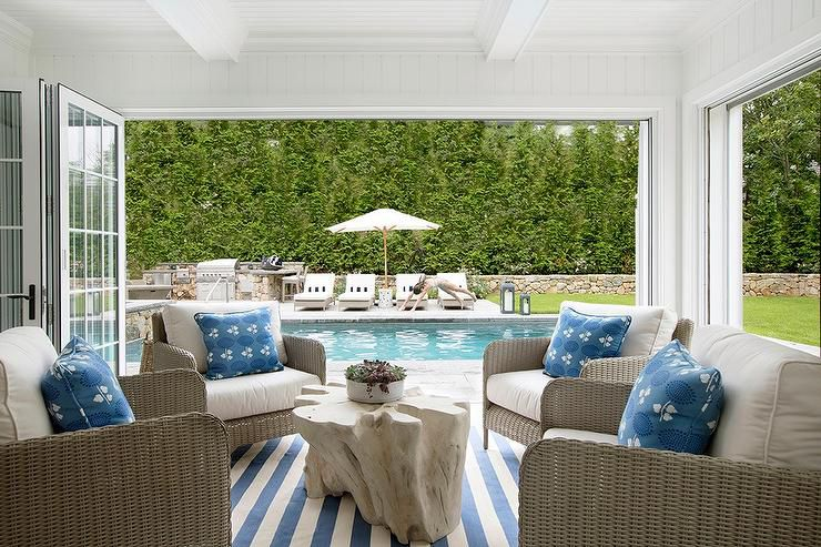 15 Pool House Ideas For Your Ultimate Staycation