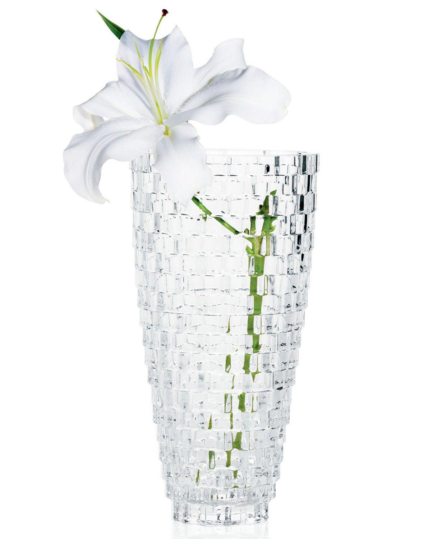 Mikasa Palazzo Crystal Vase