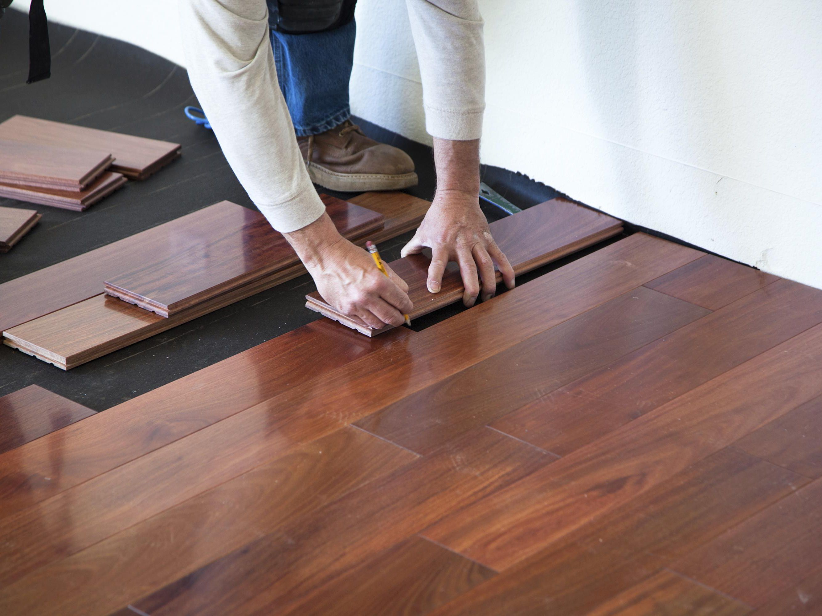 Brazilian Hardwood Floor Basics