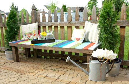 10 Wood Pallet Ideas For The Garden - Pallet-garden-ideas
