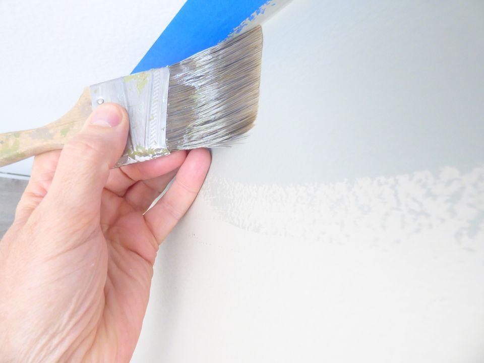 Painting a Bathroom