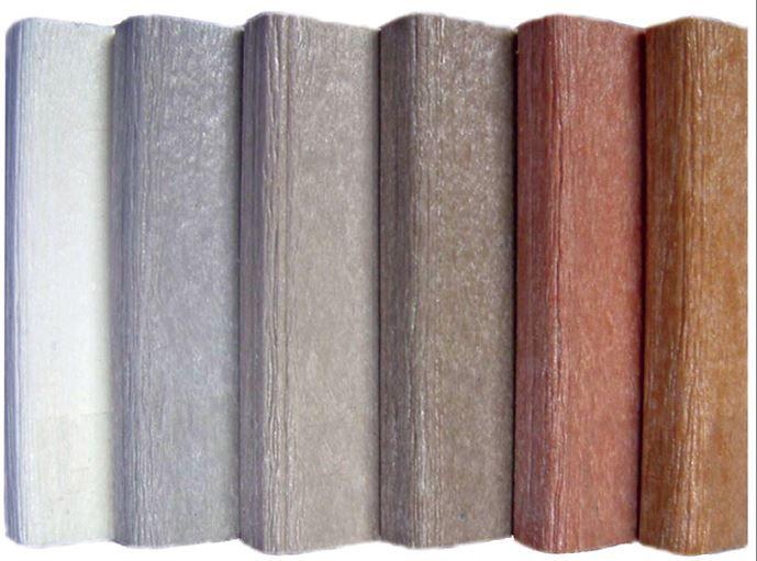 Colores de cubiertas de plástico