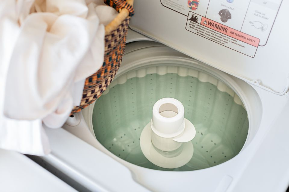 full washing machine unable to drain