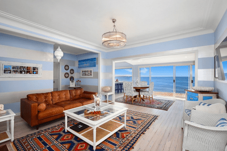 Peachy 20 Beautiful Beach House Living Rooms Home Interior And Landscaping Ologienasavecom