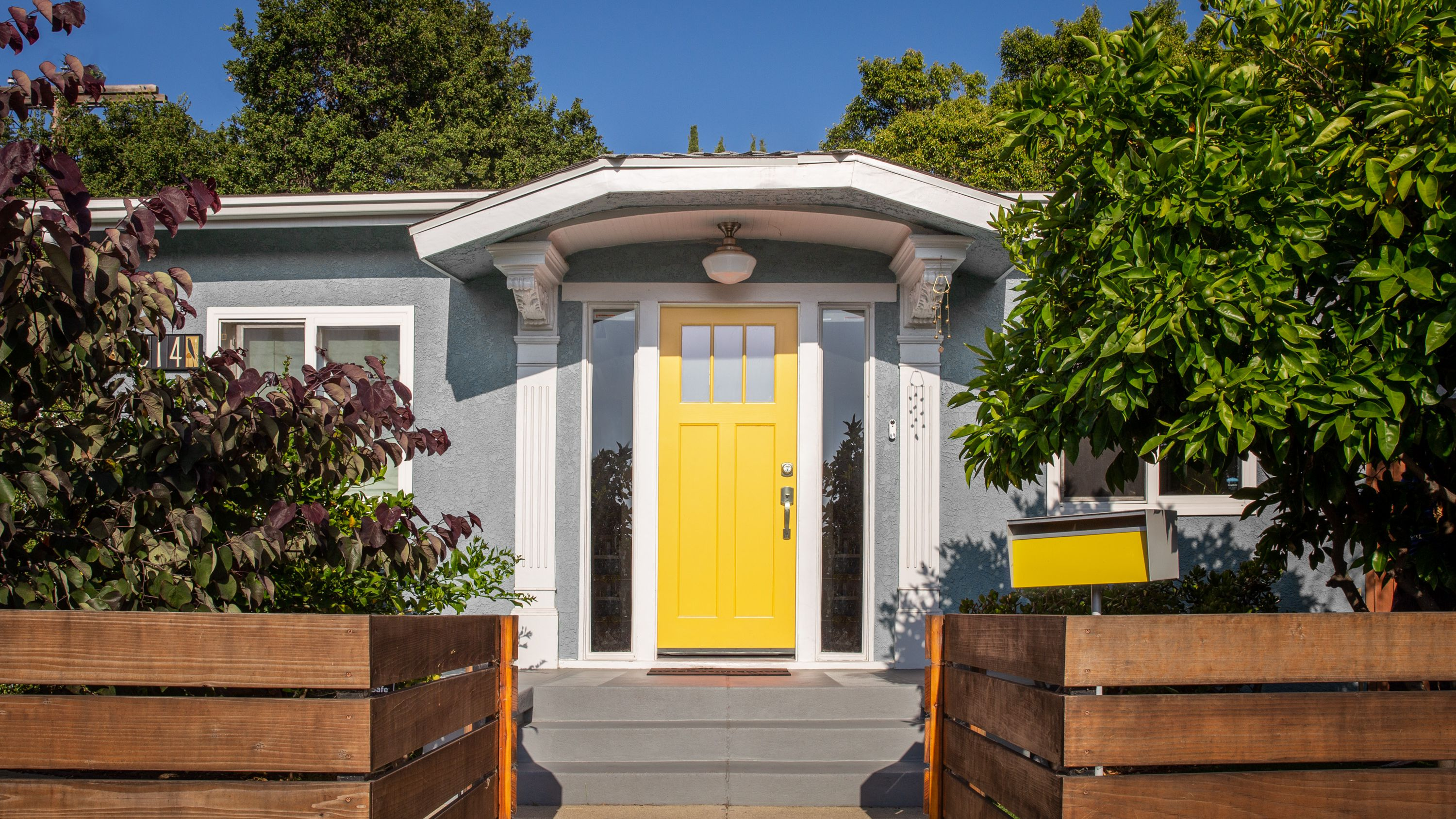 The Best Feng Shui Colors For A West Facing Front Door