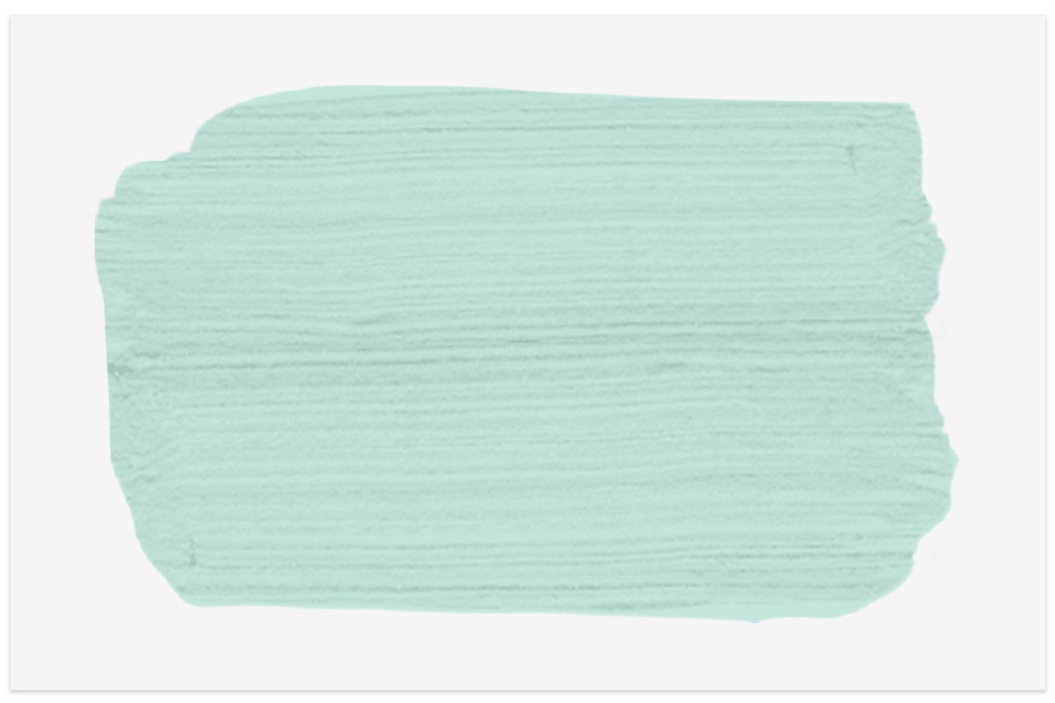 Misty Isle paint swatch from Behr