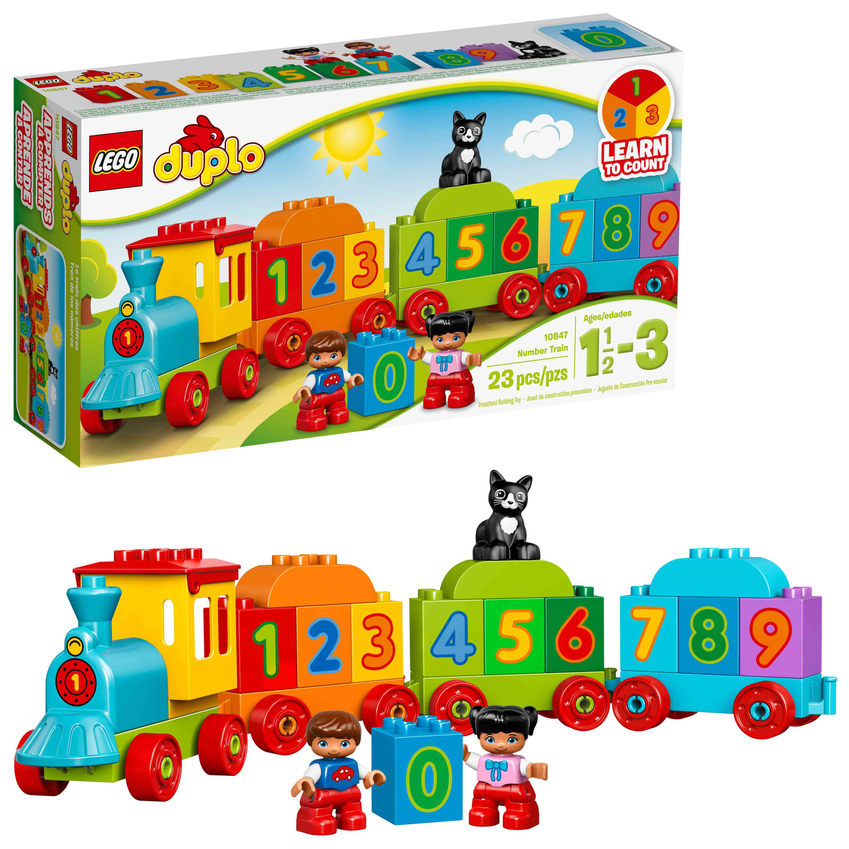 Lego Luplo Train