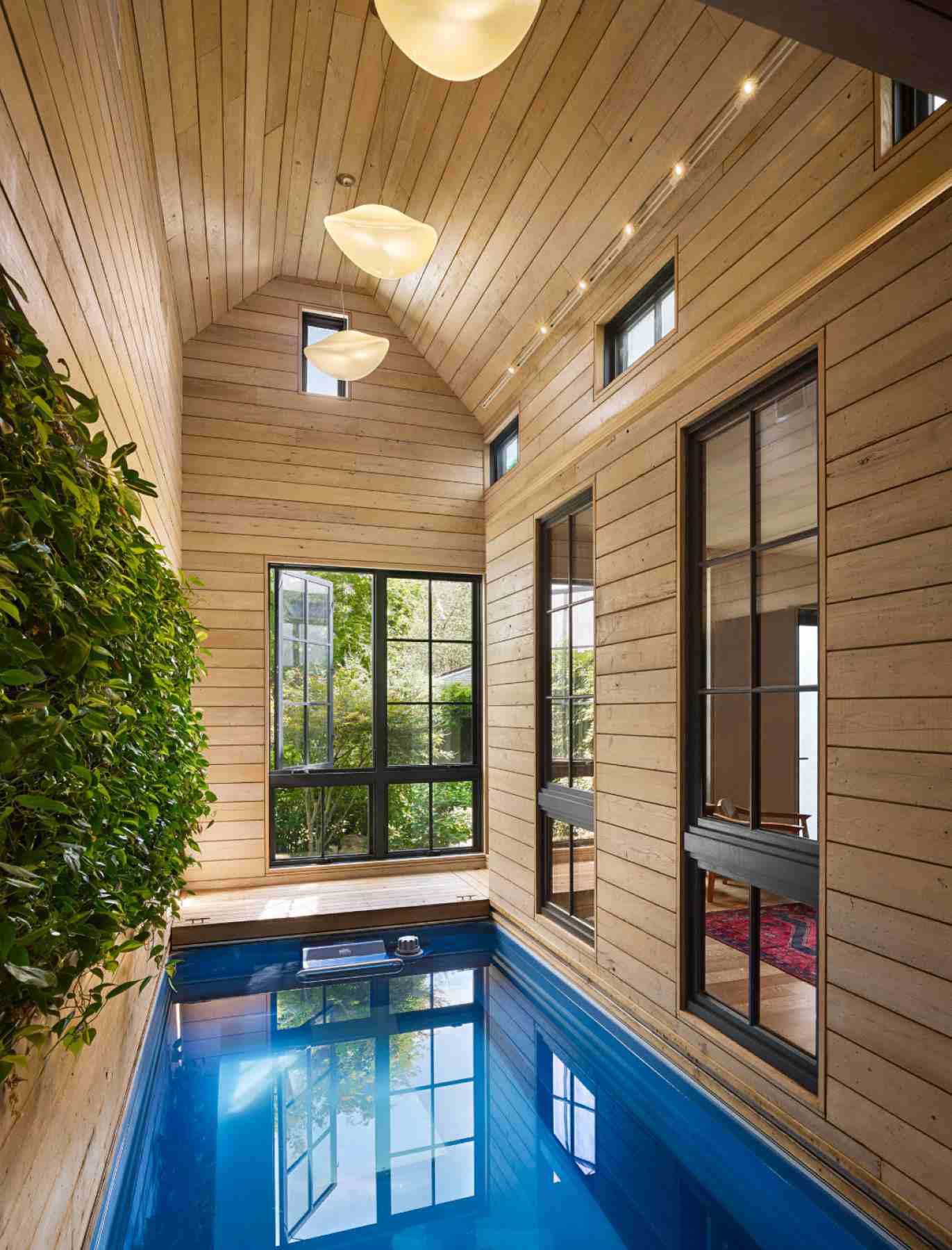 small pool enclosure