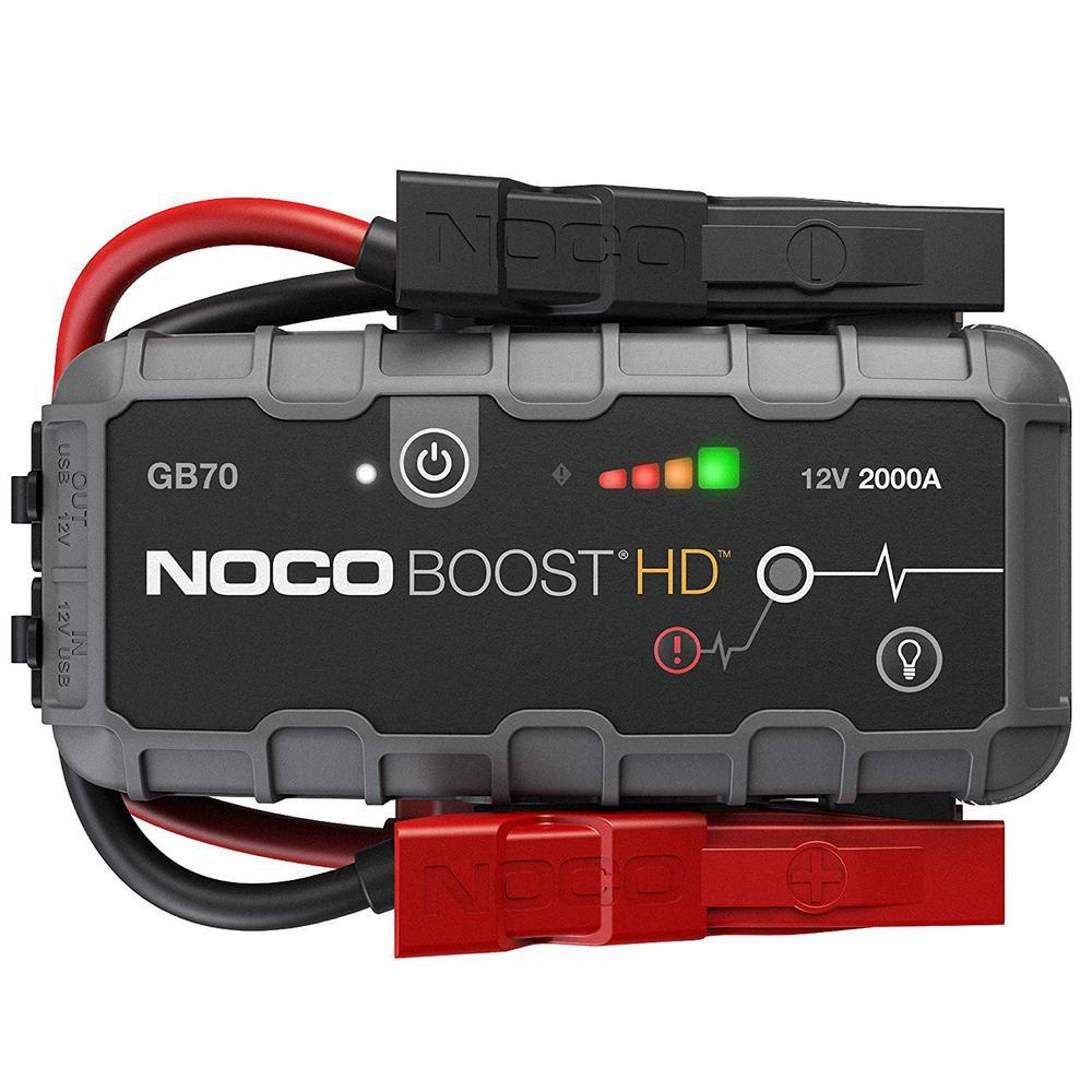 NOCO Genius Boost HD GB70 2000A