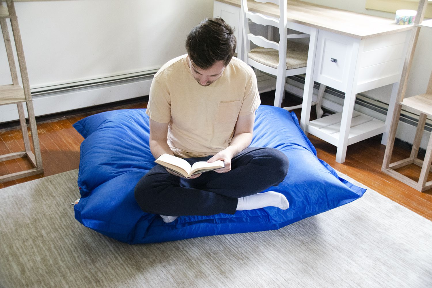 Picture of: Big Joe Bean Bag Chair Review Perfect Gift For Kids