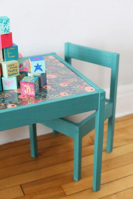 Mesa para niños Ikea