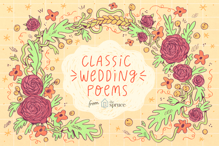 wedding poems illustration