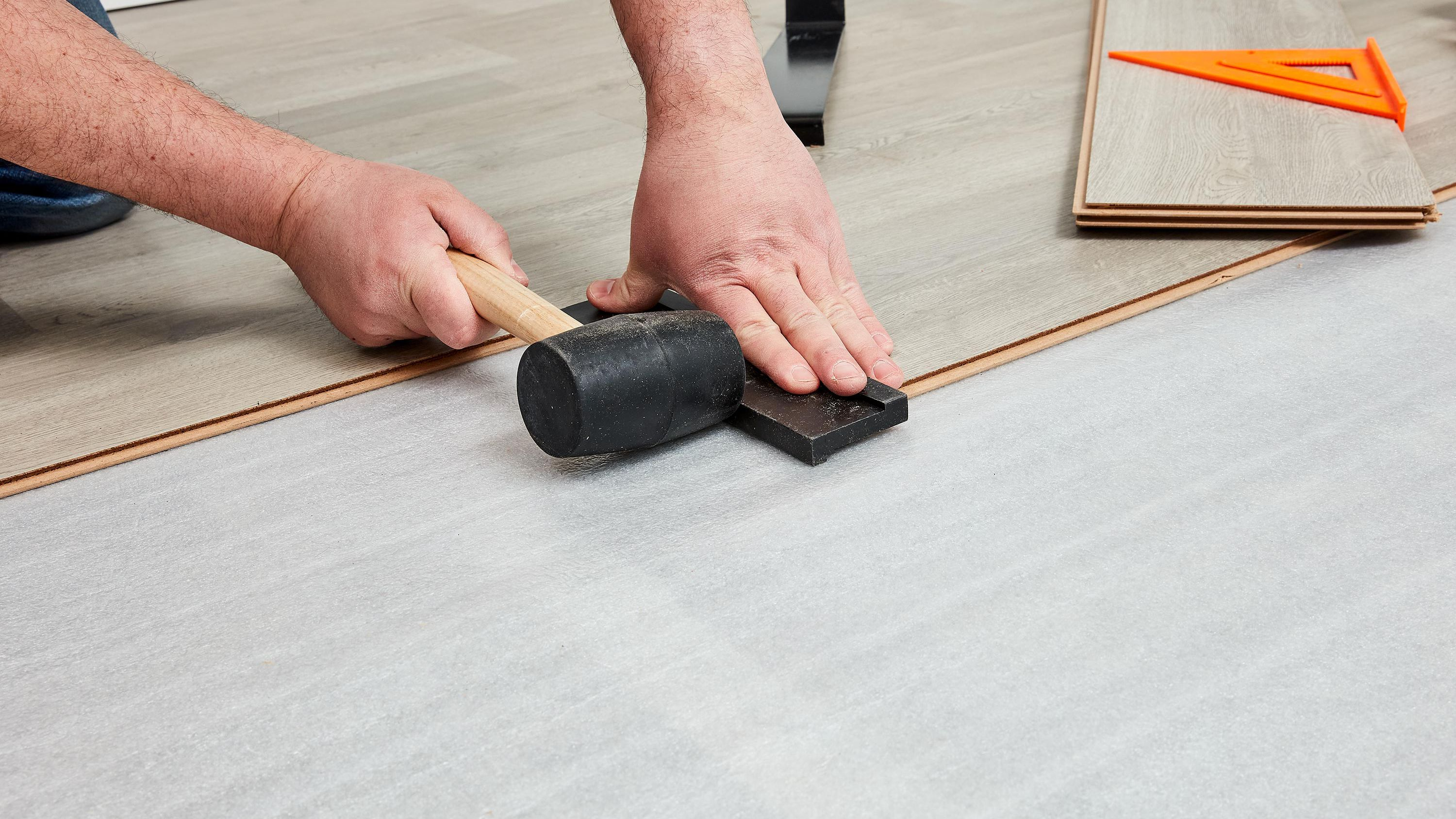Best Underlayment For Laminate Flooring, Can You Install Laminate Flooring Over Carpet Padding