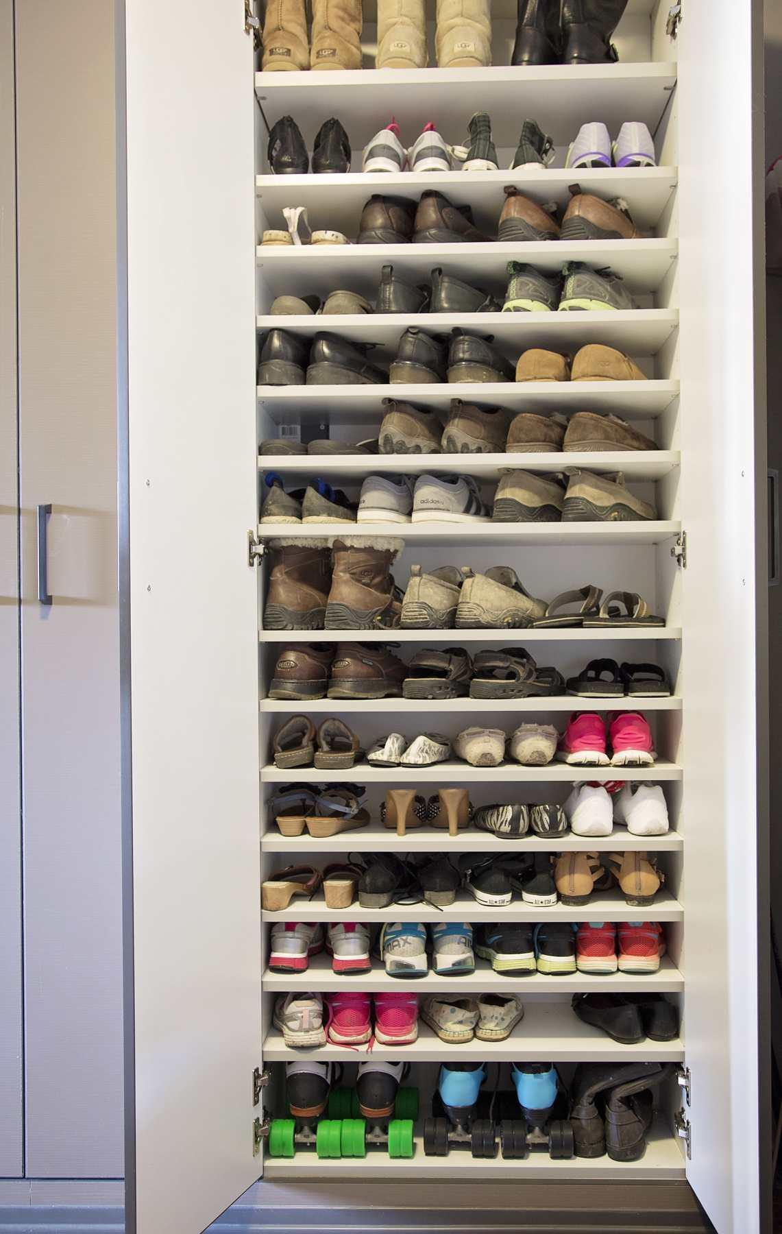 Elegant Diy Mens Shoe Rack