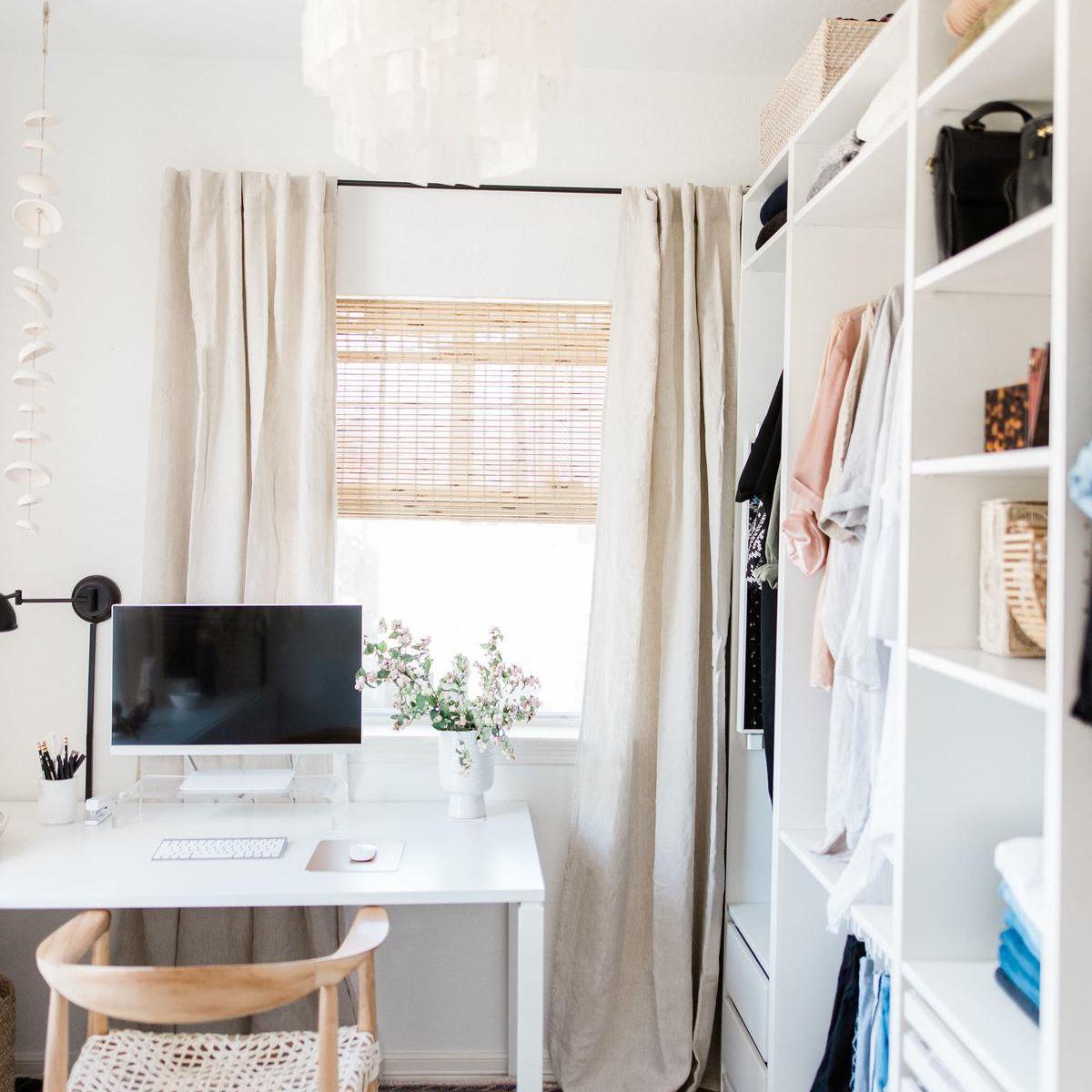 Anastasia Casey closet office