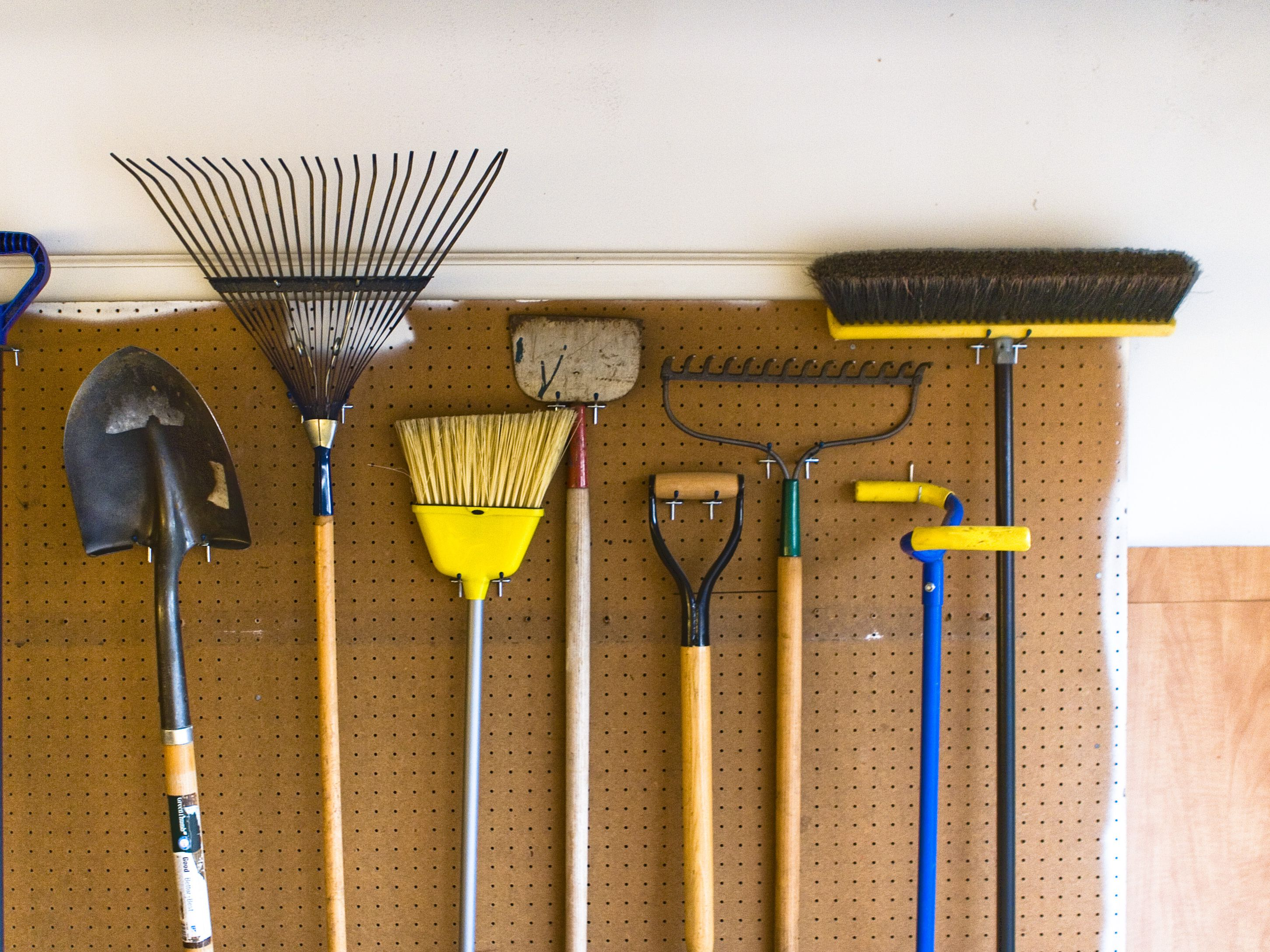 What To In Your Garage And