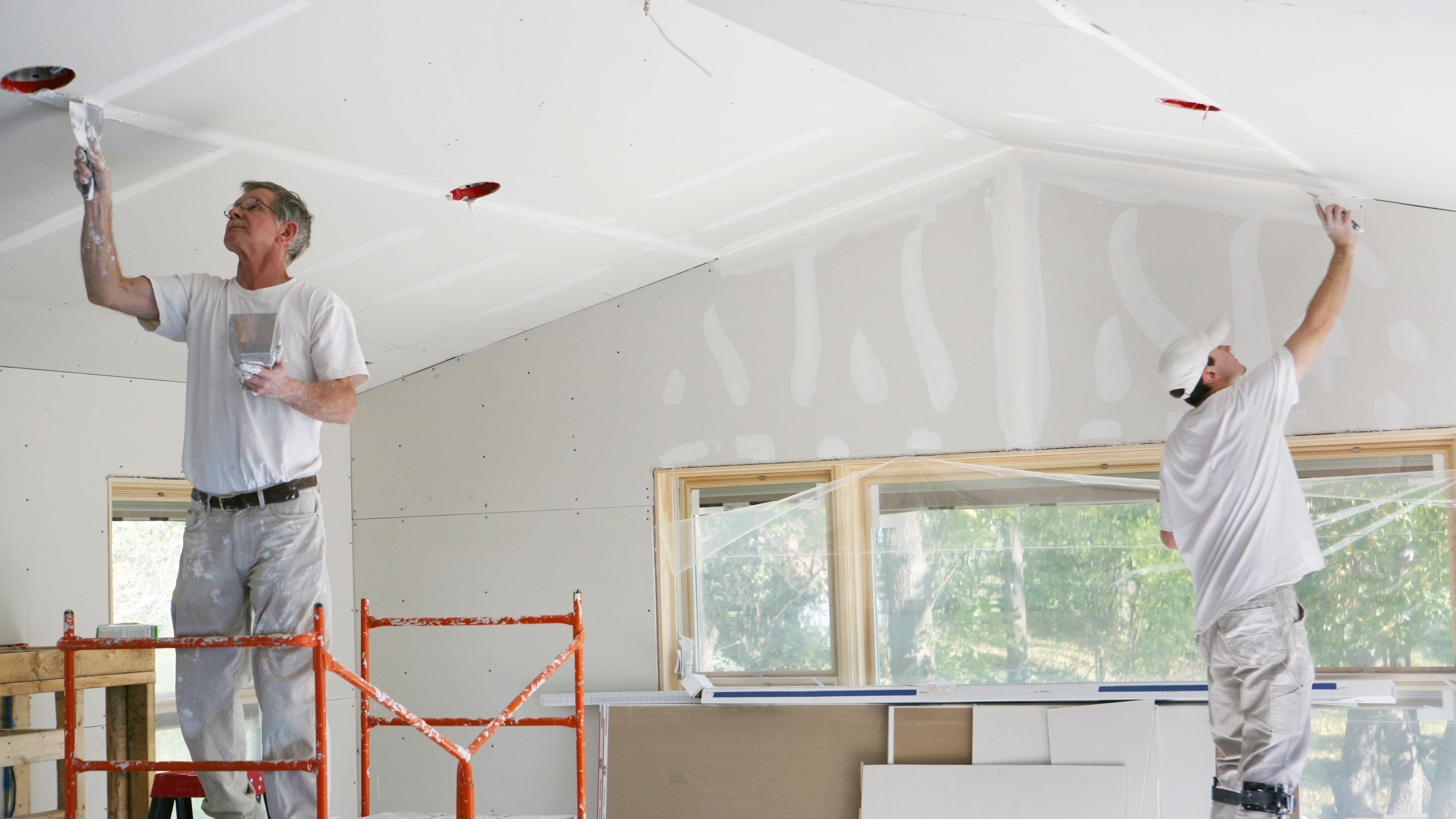 The Composition of Drywall and Joint Compound
