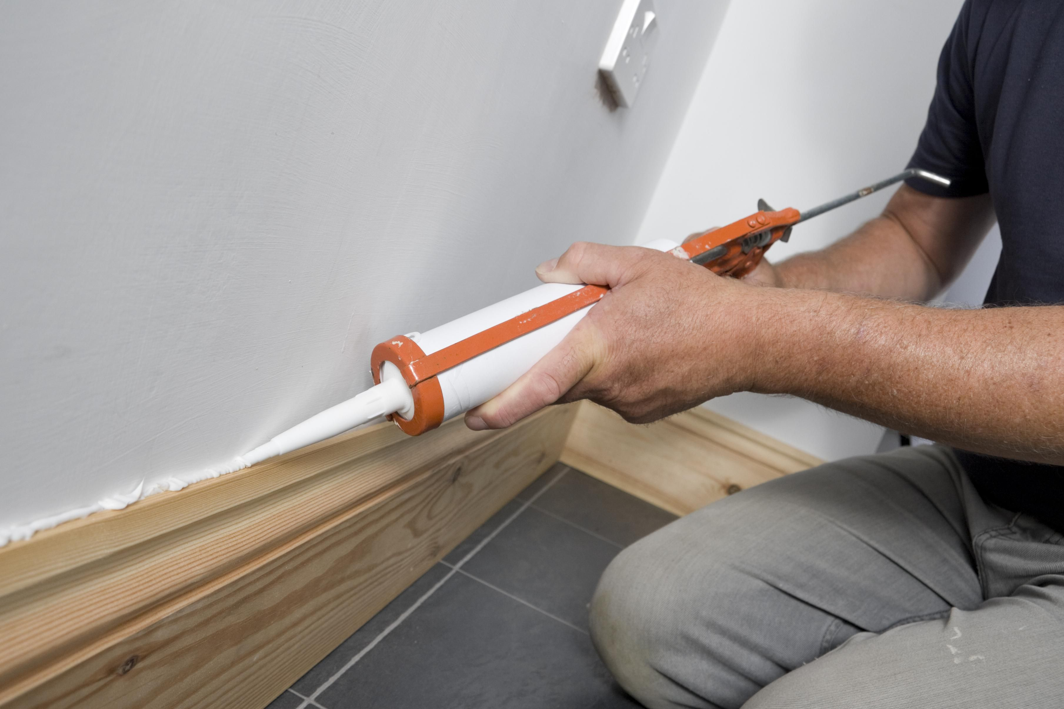How To Repair Gapping Baseboards