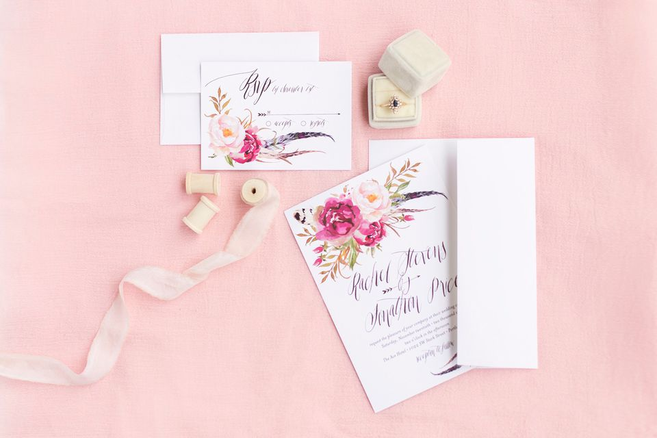 A Guide to Wedding Invitations